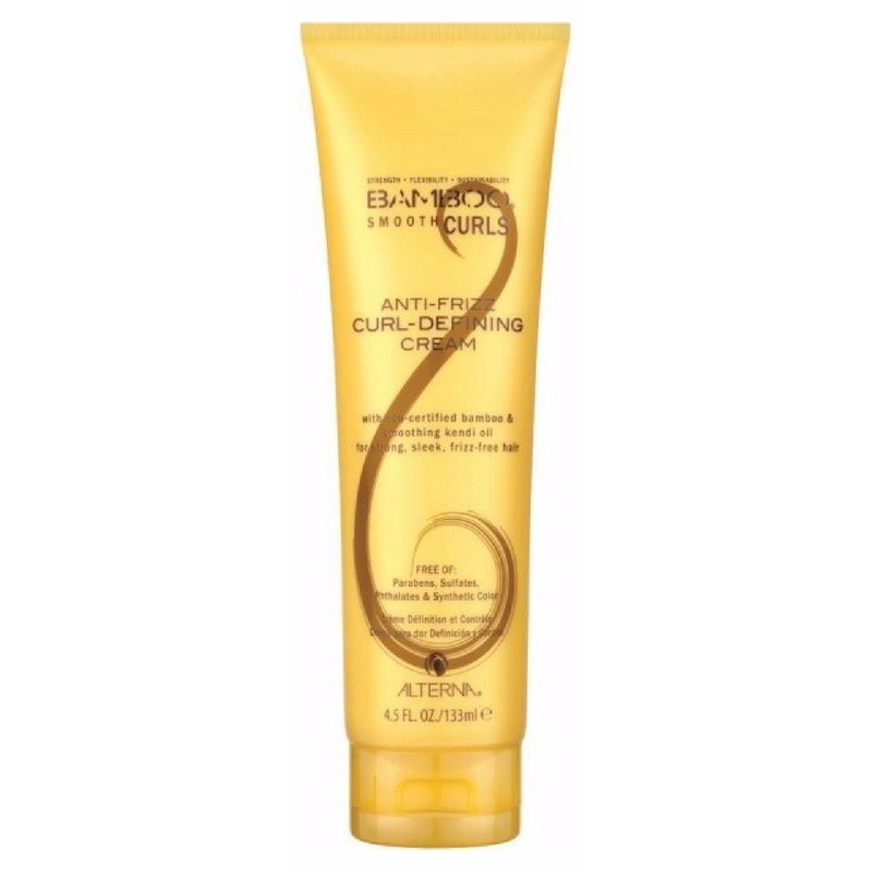 Alterna Bamboo Smooth Curls AntiFrizz CurlDefining Cream 133 ml Alterna