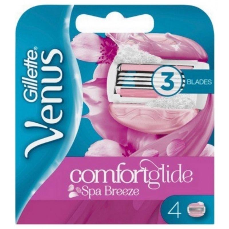 Gillette Venus Spa Breeze 4 Blade