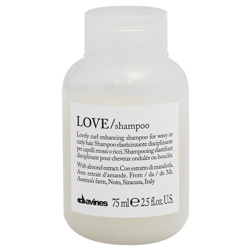 Davines momo moisturizing shampoo 75 ml fra N/A på nicehair.dk