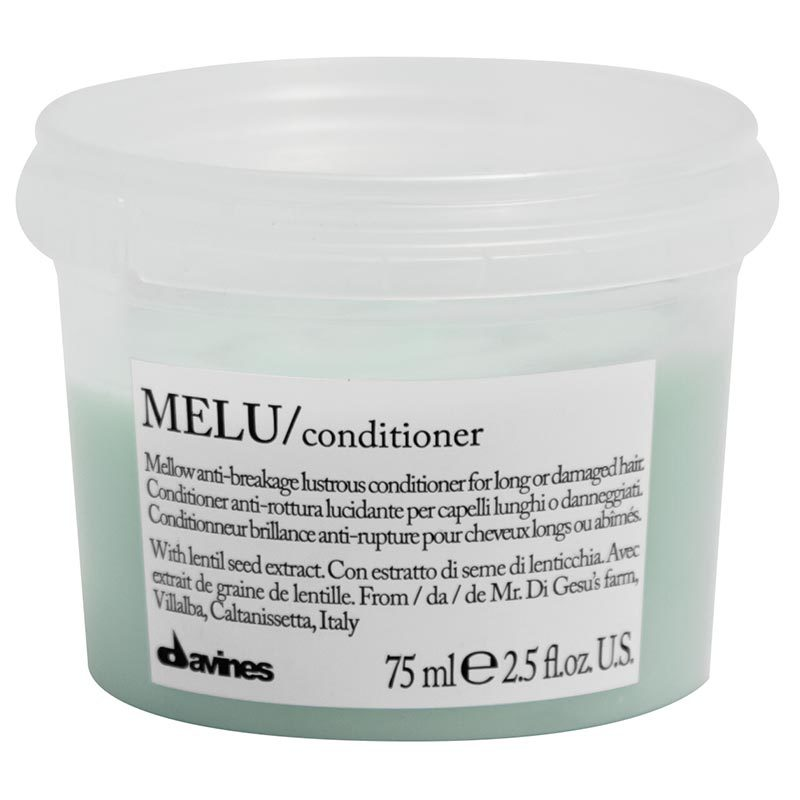 N/A – Davines melu mellow anti-breakage lustrous shampoo 75 ml på nicehair.dk