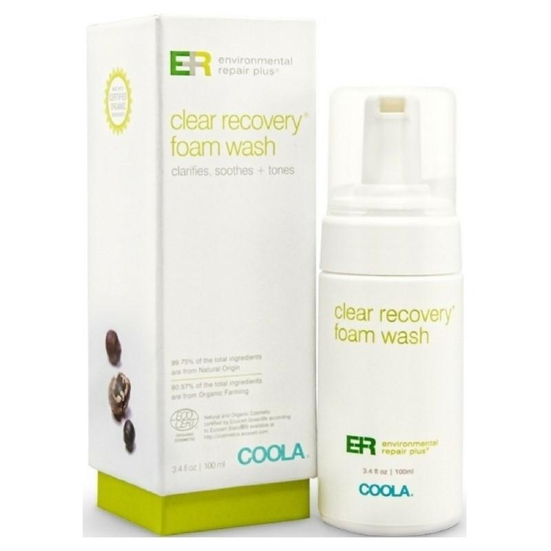 Foto van COOLA ER Clear Recovery Foam Wash 100 ml U