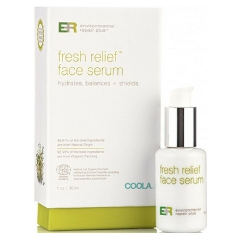COOLA ER Fresh Relief Face Serum 30 ml (U)