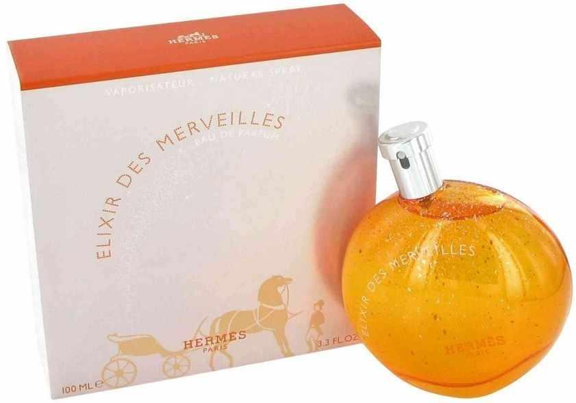 Hermes Elixir Des Merveilles Eau De Parfum 100 ml