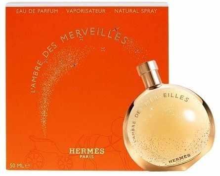 HERM�S Eau des Merveilles L'Ambre de Parfum (EdP)