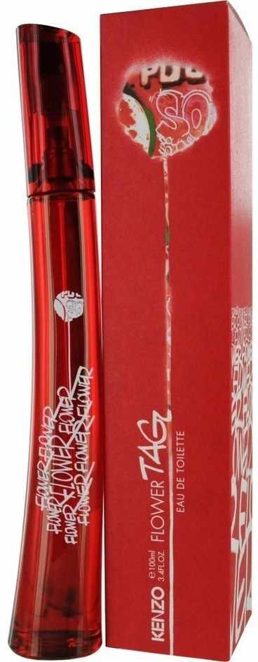 Kenzo FlowerTAG Eau de Toilette Spray 100 ml