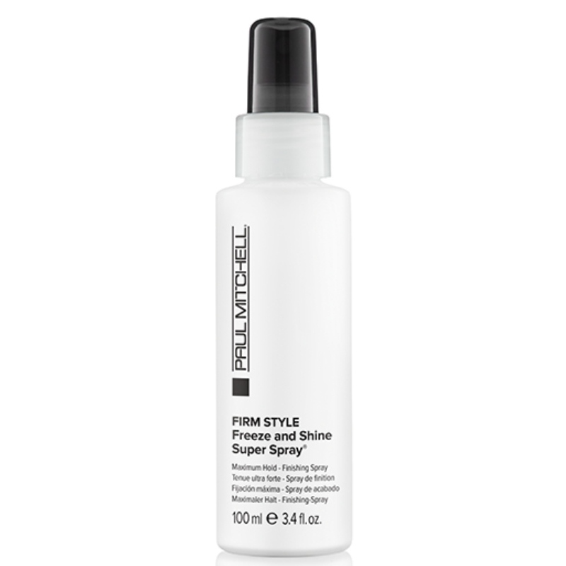 Billede af Paul Mitchell Firm Style Freeze And Shine Super Spray 100 ml