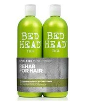 TIGI Bed Head Re-Energize Duo 2x750 ml (u. pumpe)