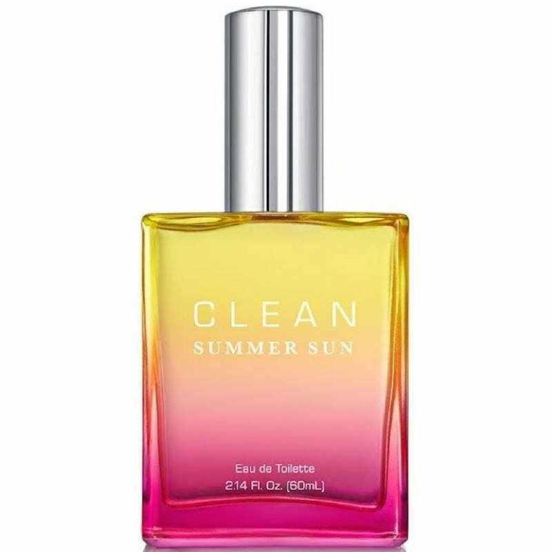 Foto van Clean Perfume Summer Sun EDT Women 60 ml U