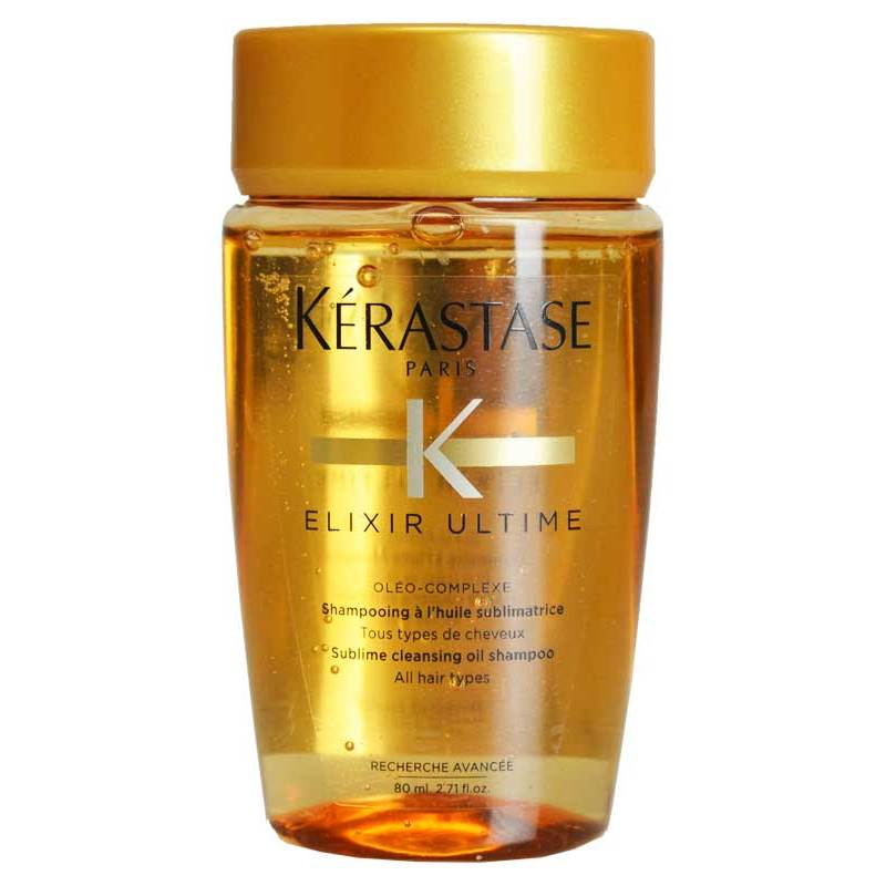 k rastase elixir ultime shampoo 80 ml u. Black Bedroom Furniture Sets. Home Design Ideas
