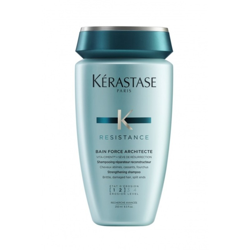 Kerastase Resistance Bain Force Architecte Shampoo 250 ml
