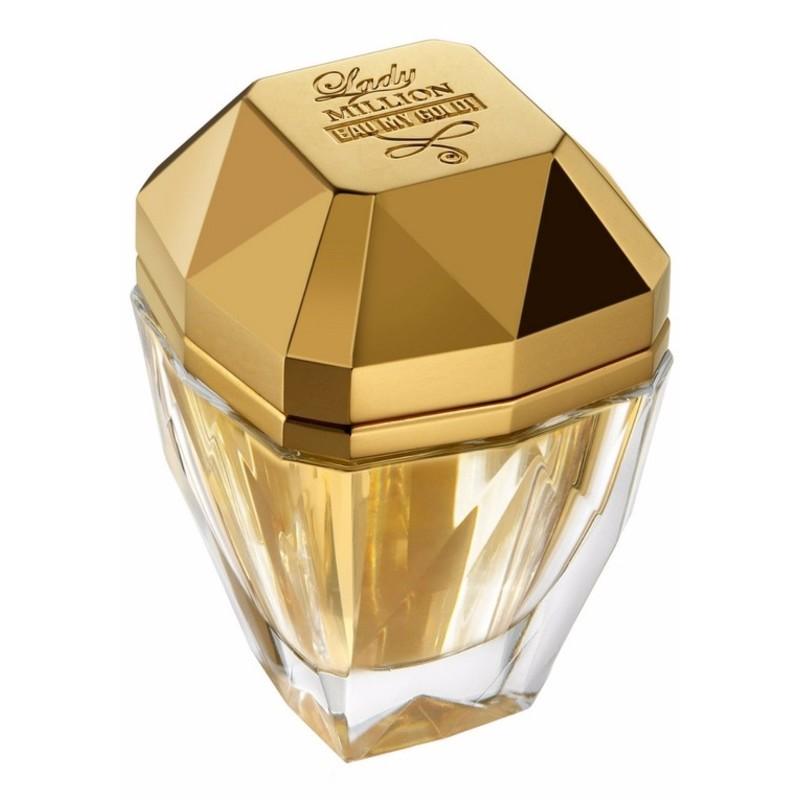 paco rabanne lady million eau my gold edt 80 ml u 80 60. Black Bedroom Furniture Sets. Home Design Ideas