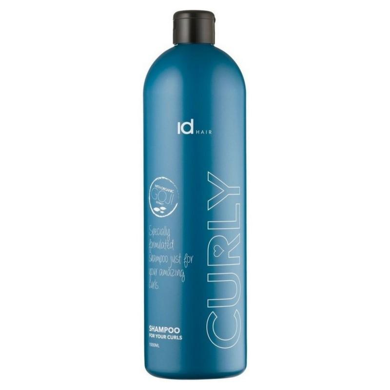 N/A – Id hair curly conditioner 1000 ml fra nicehair.dk