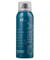 Id Curly Hair Curl Spray 125 ml