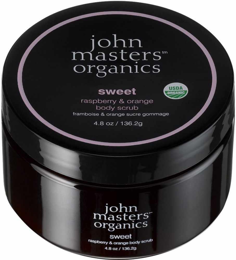 John masters organics John masters organics fresh lemon lime body scrub 1362g fra nicehair.dk