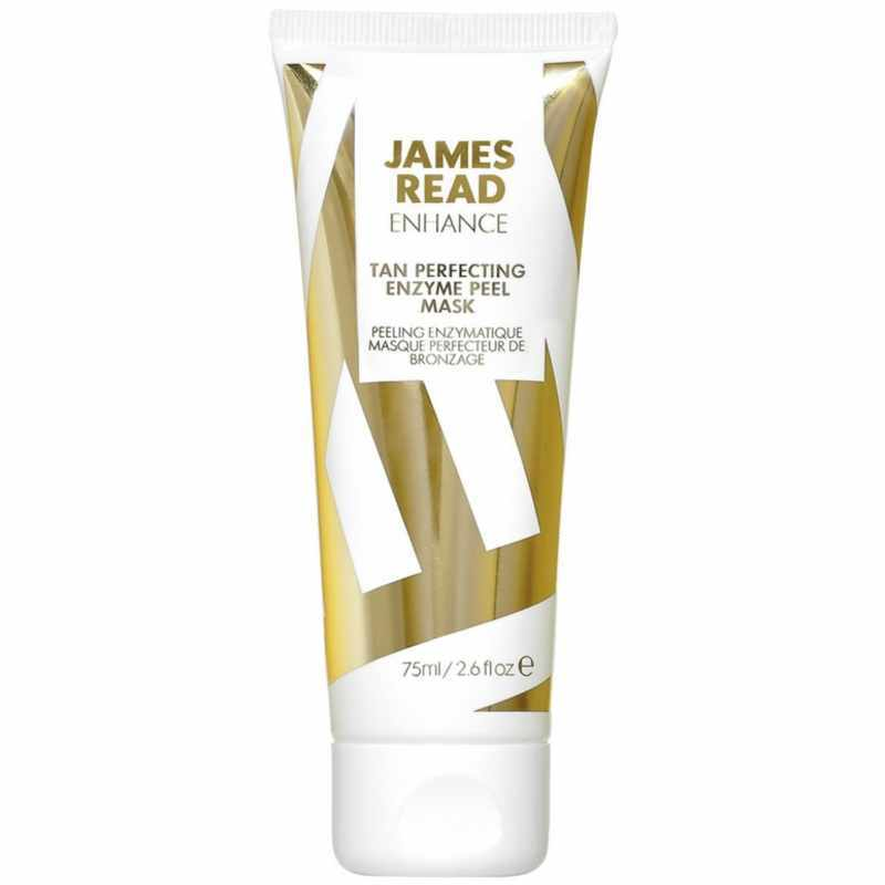 James read James read self tan express bronzing mousse face body 200 ml på nicehair.dk
