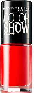 Maybelline Color Show 60 Seconds Power Red Neglelak 7 ml
