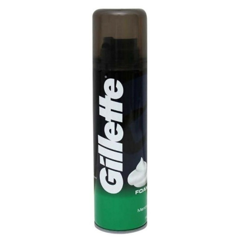 Gillette Shave Foam Menthol 300 ml