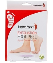 Baby Foot Exfoliation Foot Peel 1 Pair