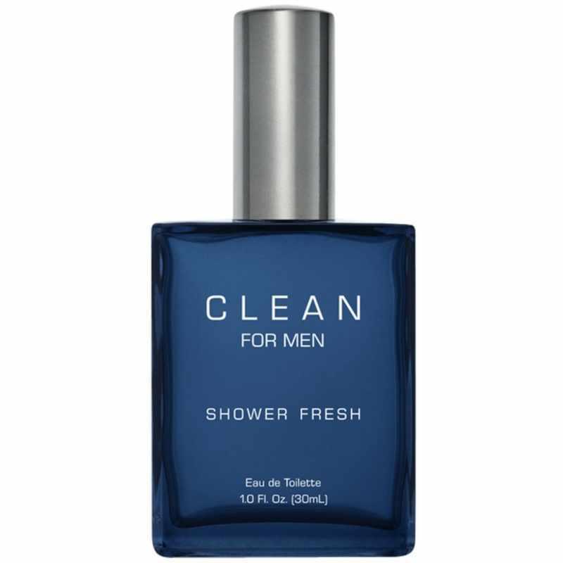 Foto van Clean Perfume For Men Shower Fresh EDT 30 ml