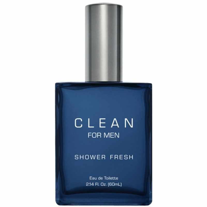 Foto van Clean Perfume For Men Shower Fresh EDT 60 ml