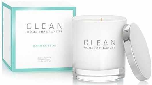 Foto van Clean Perfume Warm Cotton Scented Candle 212 g U