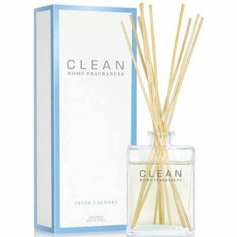 Clean Clean skin scented candle 212 g på nicehair.dk