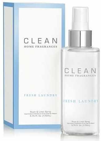 Foto van Clean Perfume Fresh Laundry Room Linen Spray 170 ml U