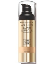 Max Factor Ageless Elixir 2 in 1 Foundation + Serum 30 ml - Golden 075 (U)