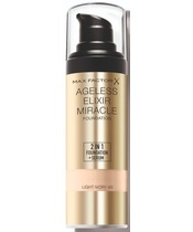 Max Factor Ageless Elixir 2 in 1 Foundation + Serum 30 ml - Ivory 040