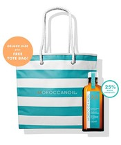 Moroccanoil Treatment Light SPECIAL EDITION SIZE 125 ml. INKL Tote Bag