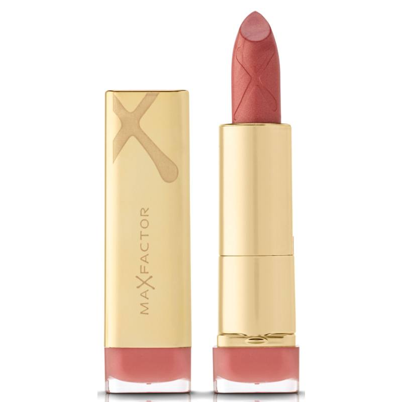 Max Factor Colour Elixir Lipstick-Flushed Fuchsia 730