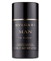 Bvlgari Man In Black Deodorant Stick 75 ml