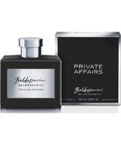 Baldessarini Private Affairs Edt 90 ml (U)