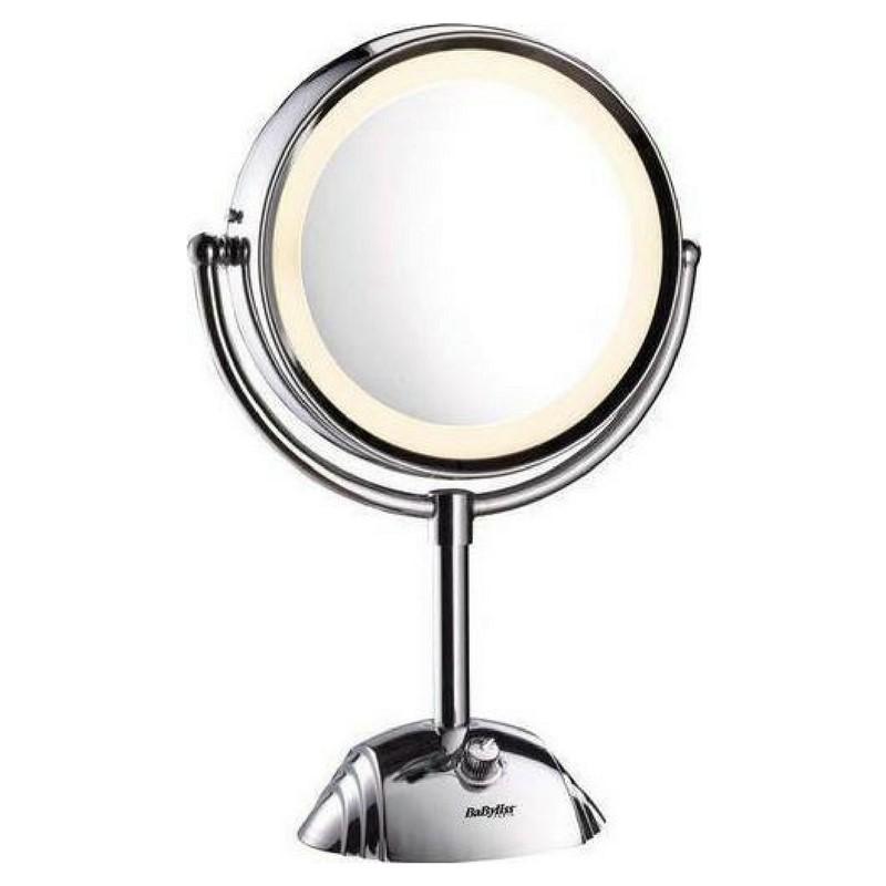 Babyliss pro Babyliss makeup spejl m lys 8435e på nicehair.dk