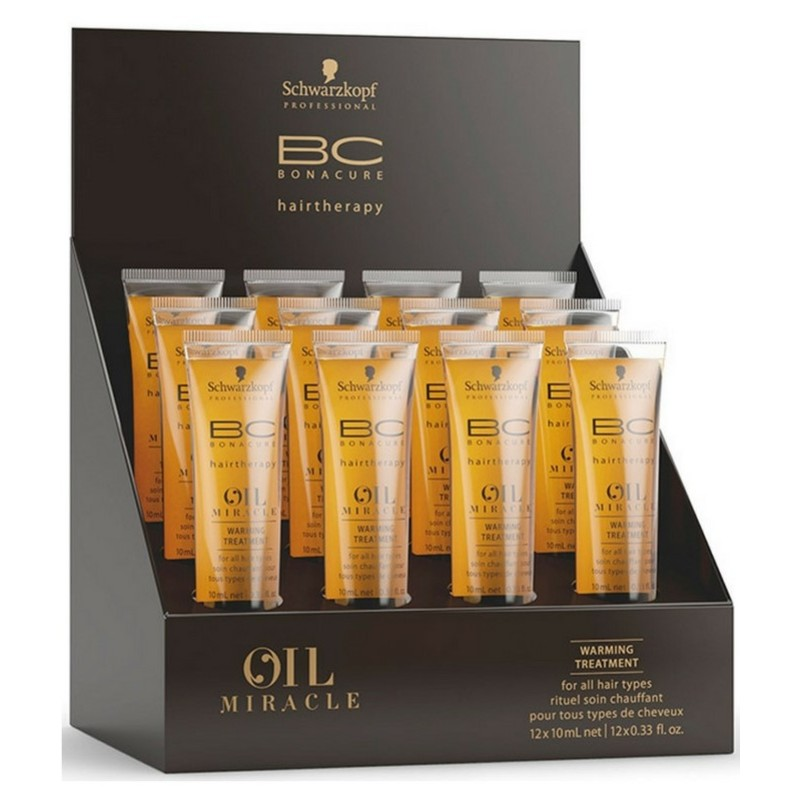 BC Oil Miracle Warming Treatment 12 x 10 ml