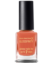 Max Factor Glossfinity Nail Polish 11 ml - Cute Coral 70