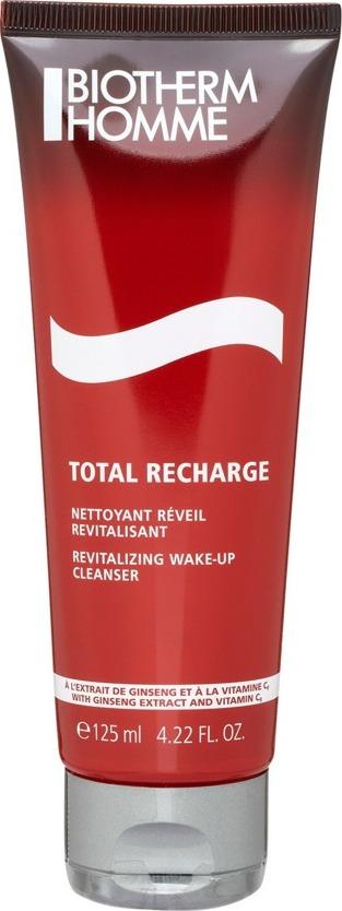 Biotherm Total Recharge Revitalizing Wake-up Cleanser Reinigingsgel 125 ml