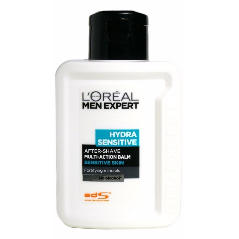 LOreal Men Expert Hydra Sensitive After-Shave Multi-Action Balm 100 ml