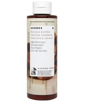 KORRES Showergel Vanilla Cinnamon 250 ml