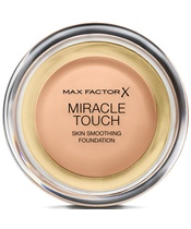 Max Factor Miracle Touch Liquid Illusion Foundation 11,5 gr. - Warm Almond 045