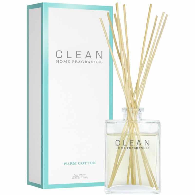 Foto van Clean Perfume Reed Diffuser Warm Cotton 148 ml