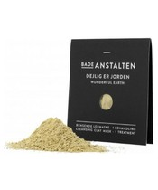 Badeanstalten Wonderful Earth Cleansing Clay Mask - 1 Treatment