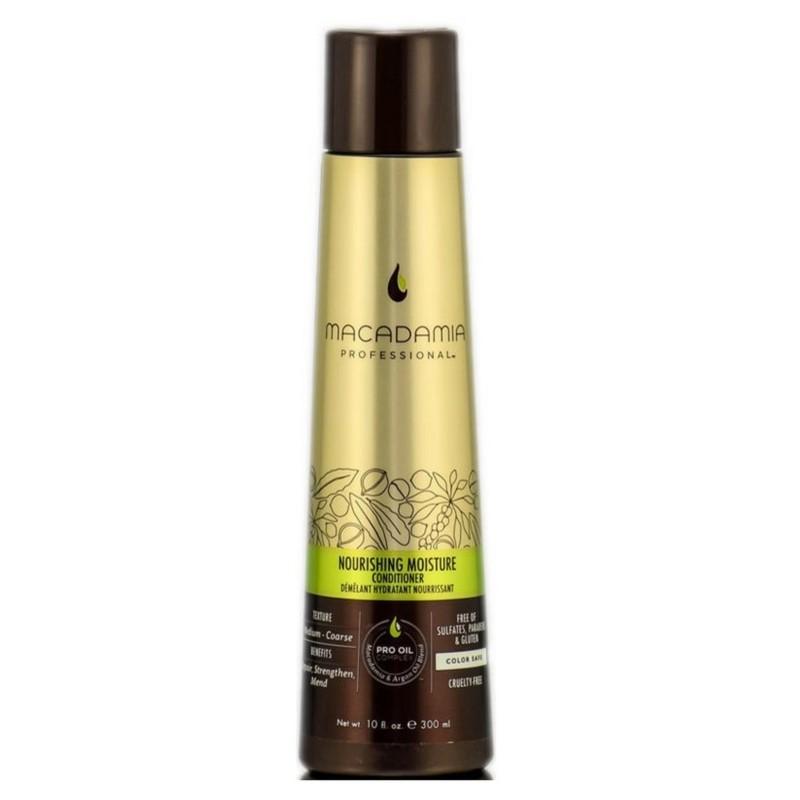 Macadamia nourishing moisture shampoo 300ml fra Macadamia på nicehair.dk