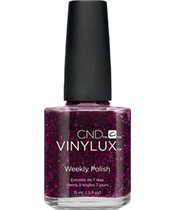 CND Vinylux Contradictions Neglelak Poison Plum #198 - 15 ml