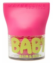 Maybelline Baby Lips Balm & Blush #02 Flirty Pink