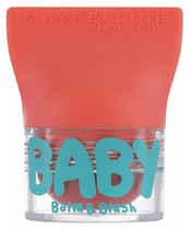 Maybelline Baby Lips Balm & Blush #01 Innocent Peach