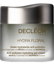 Decléor Hydra Floral Anti-Pollution Hydrating Gel-Cream 50 ml