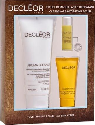 Decleor hydra floral anti-pollution hydrating gel-cream 50 ml fra N/A på nicehair.dk