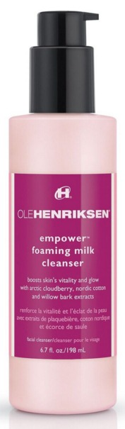 Ole Henriksen Empower Foaming Milk Cleanser 198 ml (gl. design)