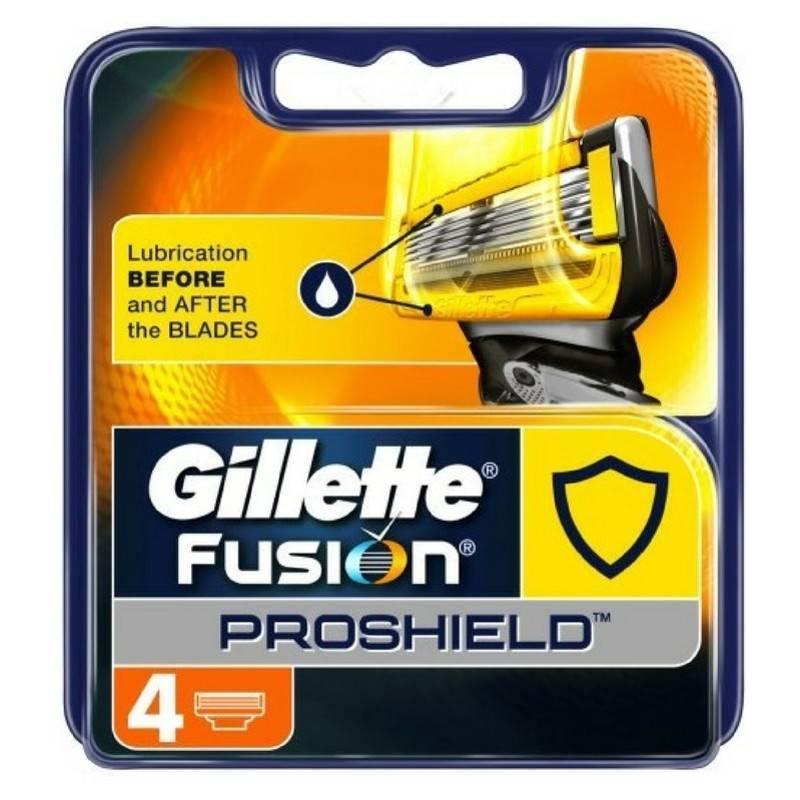 Gillette Fusion Proshield 4 Blade